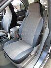 I - convenable pour Fiat Punto,Housses de siège auto,marbre gris / PVC bordure,