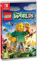LEGO Worlds Nintendo Switch Game - New and Sealed - Kids Family Friendly