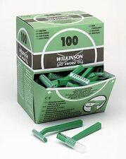 100 Stück Wilkinson Einmalrasierer - zweischneidig - NEUWARE