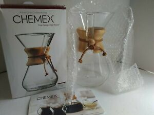 Chemex 8 Cup Pour Over Glass Coffeemaker