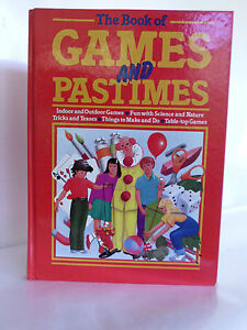 The Book of Games and Pastimes