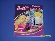 Barbie Stickerbuch Ich wäre gern Rockstar (M)