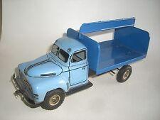 Tco Tippco od. Göso Lkw Lastwagen  von 1955 Länge: 21,5 cm sehr guter Zustand