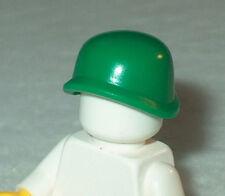 HEADGEAR Lego Helmet Green Army Helmet NEW
