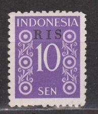 Indonesia Indonesie nr. 48 RIS MNH PF 1950 Republik Indonesia Serikat R.I.S