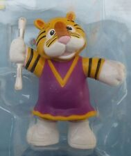 Three cheers Tiger cheerleader baton ANIMAL FIGURINE Webkinz new with code