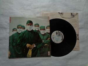 RAINBOW (DIFFICULT TO CURE)  ALBUM ON POLYDOR RECORDS 1981