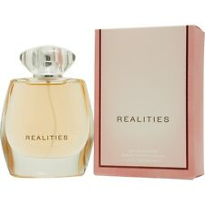 Realities New by Liz Claiborne Eau de Parfum Spray 3.4 oz
