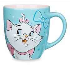 Disney Parks World Aristocats Marie Kitty WDW Coffee Mug Cup NEW