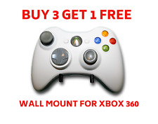 BUY 3 GET 1 FREE| XBOX 360 Controller Wall Mount/Display, Damage-Free, Microsoft