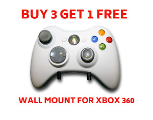 BUY 3 GET 1 FREE| XBOX 360 Controller Wall Mount/Display, Damage-Free, Microsoft