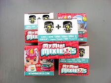 Il MIO MINI mixieq'S - Series 1-MISTERO PACK x 5-Cieco Sacchetti Sorpresa Nuovo Sigillato