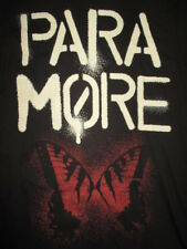 "2010 PARAMORE ""Honda Civic"" Concert Tour (SM) T-Shirt Hayley Williams"