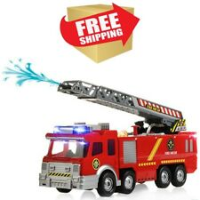 Toddler Toys for 3 Year Old Boy Fire Truck Kids Infant Development Activities