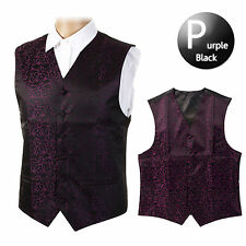 """Top Swirl Mens Wedding Party Waistcoat Chest Available S-5XL Size 36""""-50"""" UK"""