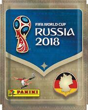 PANINI WM 2018 RUSSIA - Leeralbum + 150 verschiedene Sticker