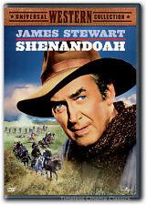 Shenandoah DVD New James Stewart, Doug McClure, Glenn Corbett, Patrick Wayne