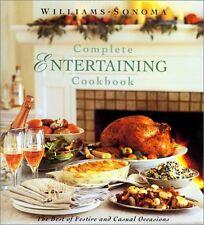 Williams Sonoma Complete Entertaining Cookbook