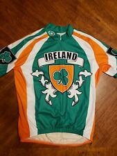 Ireland Mens Cycling Jersey + free garment bag