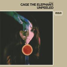 Cage The Elephant Unpeeled 140gm Vinyl 2 LP NEW sealed