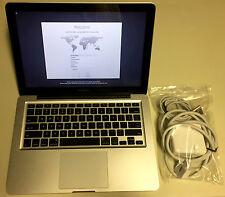 """Apple MacBook Pro 13.3"""" A1278 2.7GHz Core i7 4GB RAM 1TB SSHD 10.12 Sierra"""