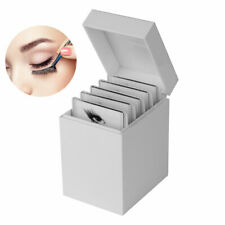 Eyelash Extension Storage Case Box False Eyelash Care Display Holder 10 Layers