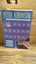 Inspector Banks Mystery: Past Reason Hated by Peter Robinson (1993)(B-71)
