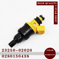23250-02020 Fuel Injector For Toyota Carina 92-97 AT190 Avensis 97-00 AT220 4AFE