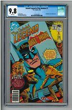 UNTOLD LEGEND OF THE BATMAN 1 HIGHEST CGC 9.8 NM/MT NEWSSTAND 1980 1ST BYRNE Art