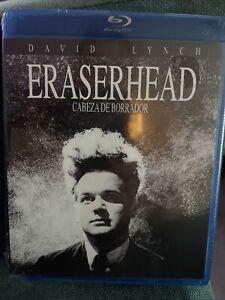 ERASERHEAD - CABEZA DE BORRADOR Blu-ray ENGLISH LANGUAGE, Subtitled in Spanish