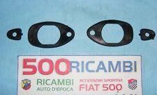 FIAT 500 F/L/R EPOCA KIT 4 PEZZI GUARNIZIONE MANIGLIE PORTA ALTA QUALITA NUOVE