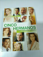 CINCO HERMANOS PRIMERA TEMPORADA 1 COMPLETA - 6 X DVD ESPAÑOL ENGLISH ITALIANO