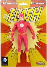"Flash Bendable Figure DC Super Hero 5.5"" Barry Allen Wally West Movie Series"