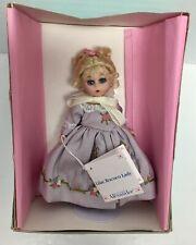 """Nib Madame Alexander 6"""" Porcelain Doll Lilac Rococo Lady #27020"""