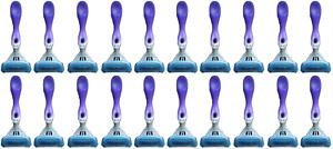 Schick Hydro 5 Blades Silk Women Disposables Razors  - Lot of 20
