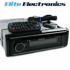KENWOOD KDC-BT620U DUAL BLUETOOTH CD USD RECEIVER ANDROID IPHONE