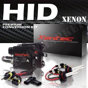6000k 8000k 10000k HID Xenon Lighting Kit 9006 9005 9007 H11 H1 H4 H7 H10 9145