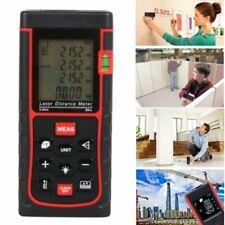 60M Mini Digital Handheld Laser Distance Meter Range Finder Measure Diastimet D1