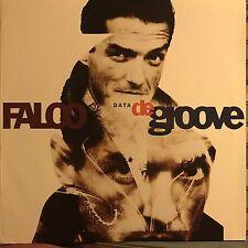 FALCO • Data De Groove • Vinile 12 Mix • 1990 TELDEC