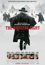 THE   HATEFUL   EIGHT     film    poster.