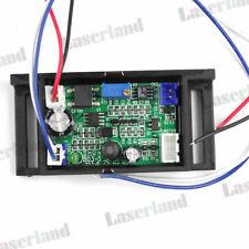 Power Supply Driver 450nm 445nm 473nm Blue Laser Diode TTL 12V 1.2A 50mw-1000mw