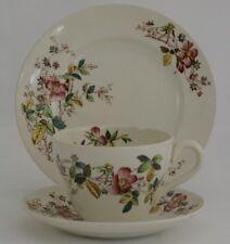 Vintage tea set Copeland Spode tea trios THELMA pattern - excellent