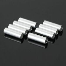 """8Pcs Skate Bushing Skate Shoes Spacer 0.24"""" Screws Macroaxis Replacement Cover"""
