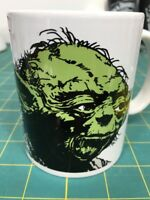 YODA Star Wars ZAK! Designs Coffee Mug 11.5 oz. - Do Or Do Not There Is No Try