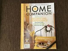 June/July 2002 Mary Engelbreit's Home Companion Magazine w Paper Doll