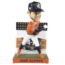 2017 World Series Final Out Houston Astros Jose Altuve Bobblehead NEW