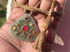 Jade/Hardstone Necklace/Pendant 1850-1899 Asian Antiques
