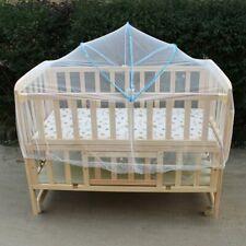 Baby Kids Cot Bed Mosquito Net Curtain Canopy Mesh Nursery Crib Net