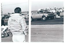 "1960s NHRA Drag Racing-Dick Landy-Bob Lambeck-'68 Super Stock/BA 426"" HEMI Dart"