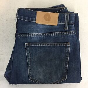 CHEAP MONDAY Men's High Slim Worn Indigo Stretch Jeans Size 33 GUC JJ55CM5
